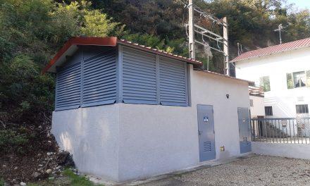 MODERNISATION POSTE ELECTRIQUE ECANCIERE